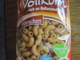 Recheis Vollkornnudel Hörnchen, Vollkorn | Hochgeladen von: maikroth699