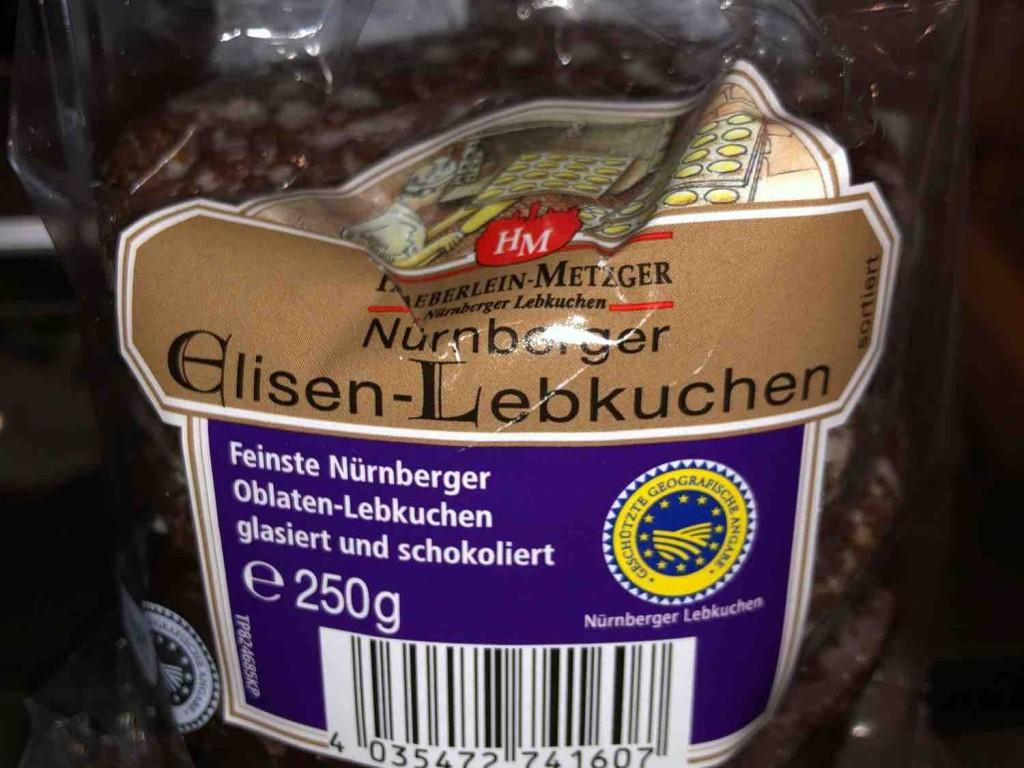 Nürnberger Elisen-Lebkuchen, Bruch, sortiert von Macfly | Hochgeladen von: Macfly