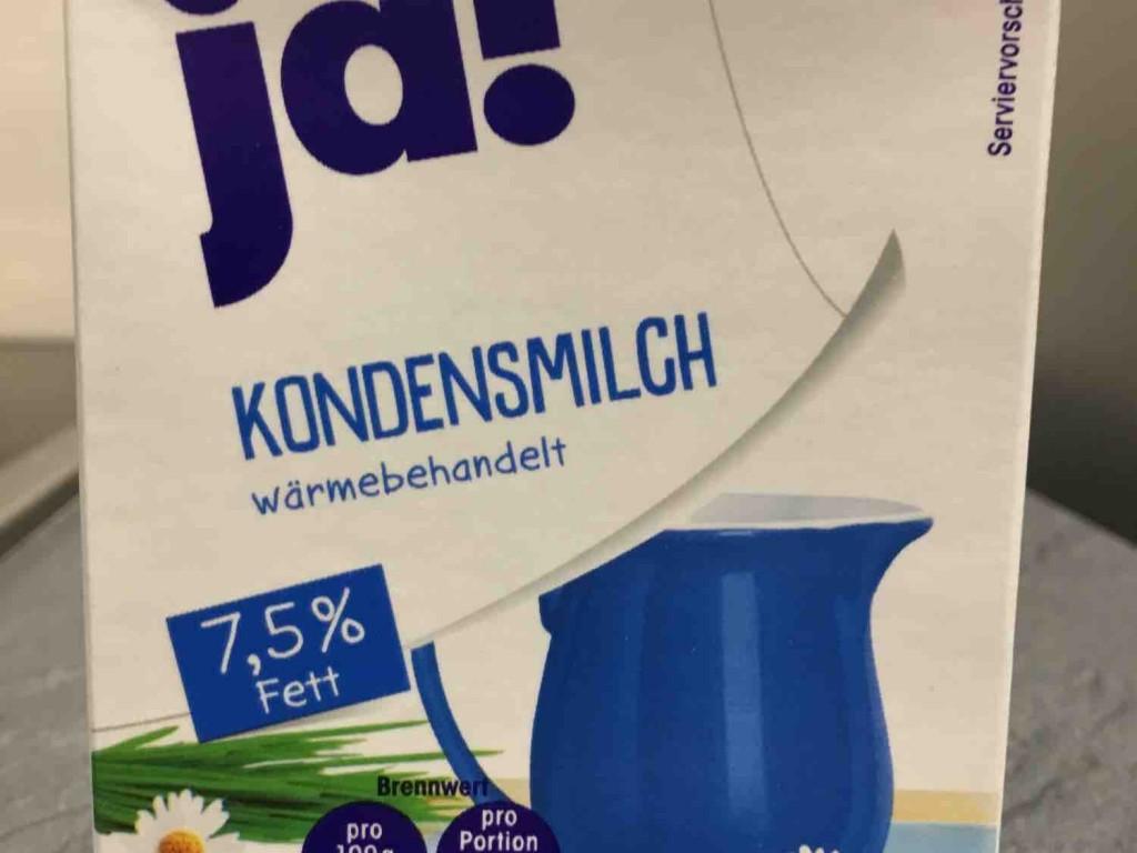 Kondensmilch, 7,5 % Fett von greizer | Hochgeladen von: greizer