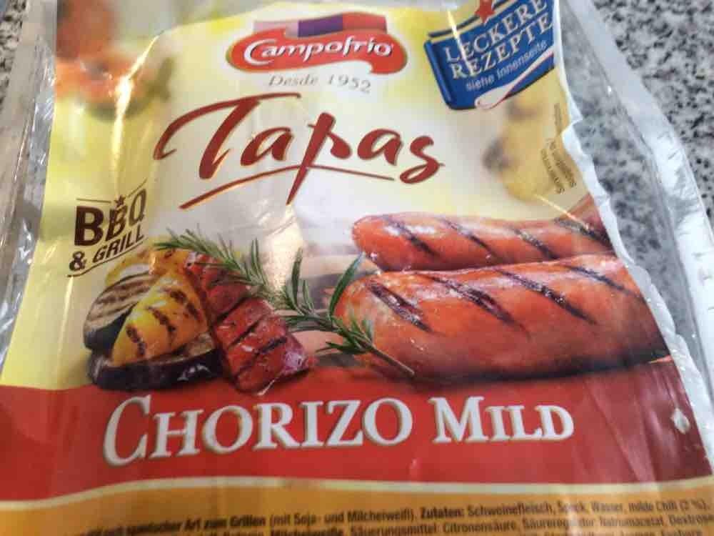 Chorizo Mild von KatrinRupp | Hochgeladen von: KatrinRupp