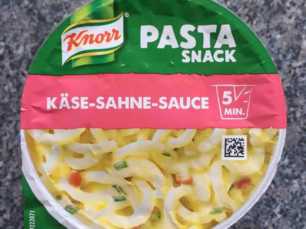 Pasta Snack Käse-Sahne-Sauce von minimi | Hochgeladen von: minimi