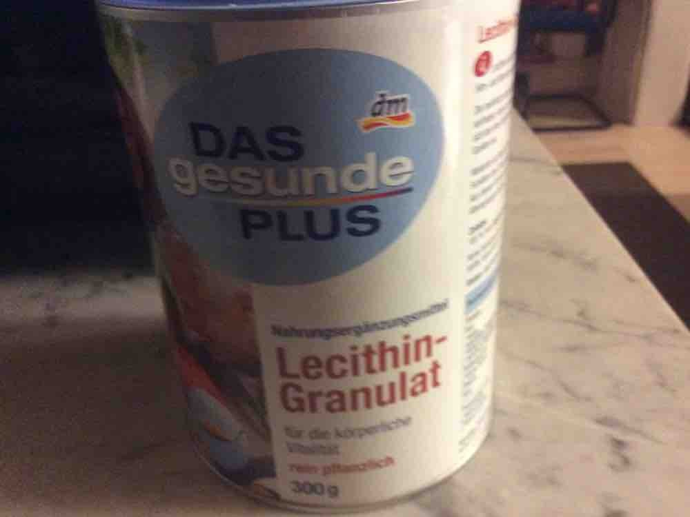 Lecithin Granulat von ritahuber | Hochgeladen von: ritahuber