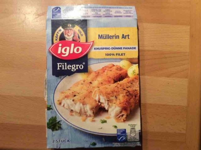 Iglo Filegro Müllerin Art von kiwiberlin   Hochgeladen von: kiwiberlin