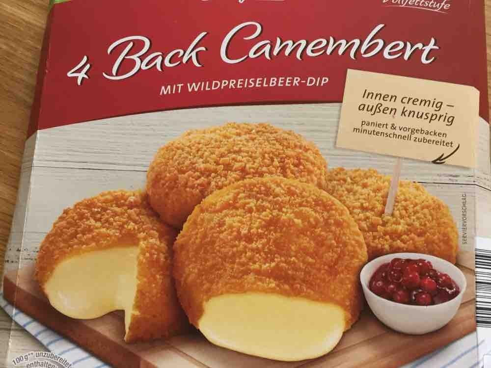 4 Back Camembert mit Wildpreiselbeer-Dip von RBS | Hochgeladen von: RBS