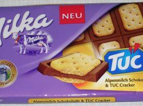 Milka und Tuc, Vollmilch Cracker | Hochgeladen von: Goofy83