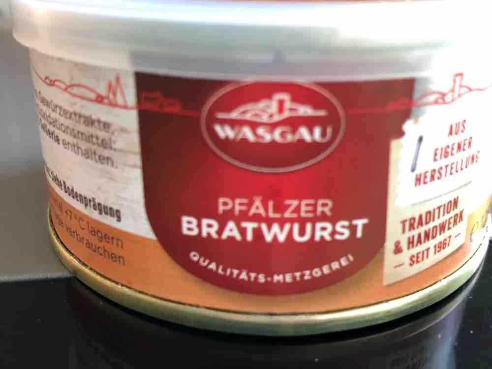 Pfälzer Bratwurst  von Santuzza   Hochgeladen von: Santuzza