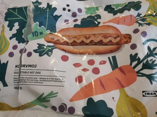 Veggie Hotdog Würstchen von roundAni   Hochgeladen von: roundAni
