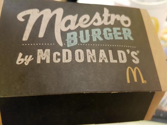 Maestro Burger   Hochgeladen von: Makra24