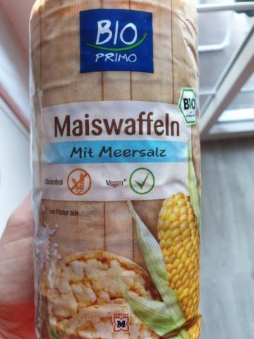 Bio Primo Maiswaffeln mit Meersalz von jnemack161 | Hochgeladen von: jnemack161