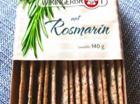 Wikingerbrot, mit Rosmarin | Hochgeladen von: veggie villain