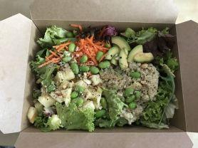 Grüne Inge Salat, Salat Mix mit Quinoa | Hochgeladen von: DiBe