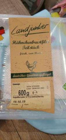 Hähnchenbrustfilet, Teilstück von Jeea   Hochgeladen von: Jeea