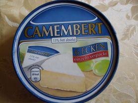 6 Ecken Camembert 13% | Hochgeladen von: tea