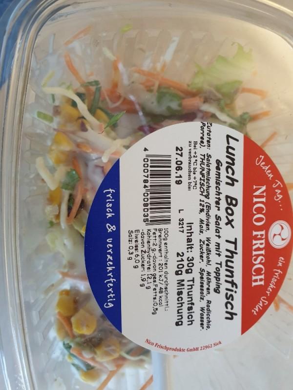Lunch Box Thunfisch von AKirstin | Hochgeladen von: AKirstin