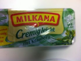 Milkana Cremig leicht, mit Kräutern | Hochgeladen von: Mozart06x