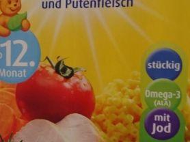 Bebivita Makkaroni auf Tomaten-Zucchini-Gemü | Hochgeladen von: Vivcsy