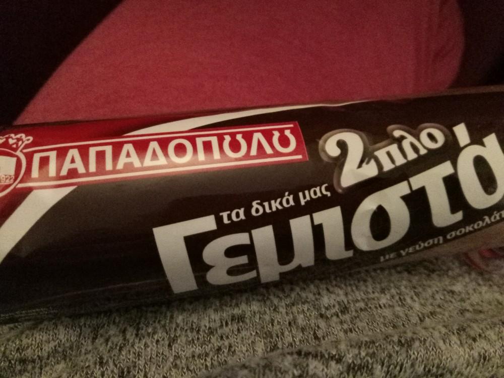 Gemista, Double Chocolate Filling von judith551 | Hochgeladen von: judith551