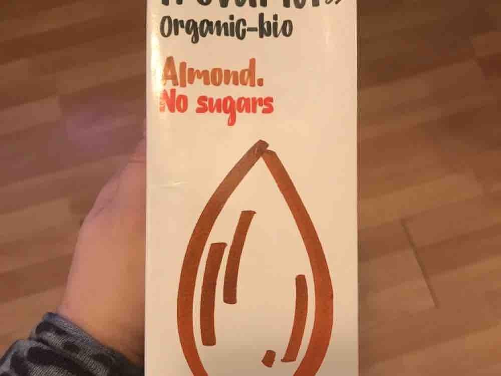 Provamel Almond Milk, no sugar by caughty | Uploaded by: caughty