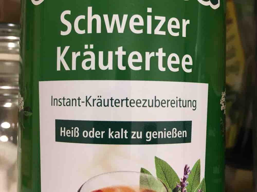 Ricola Schweizer Kräutertee, Instant-Kräuterteegetränk von greizer | Hochgeladen von: greizer