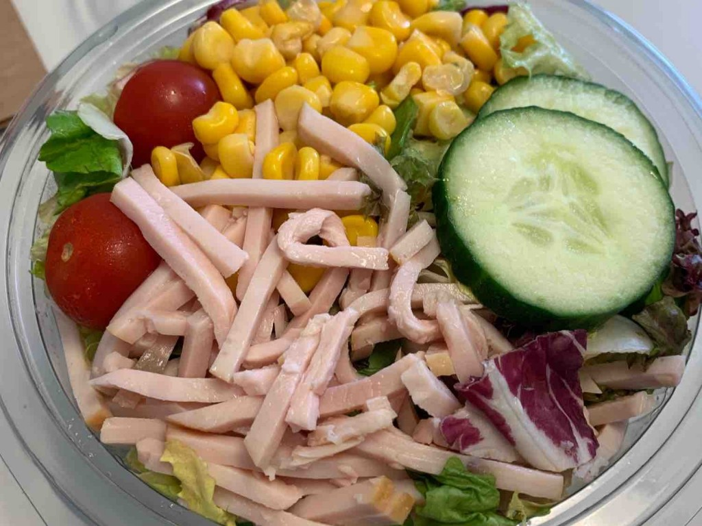 Salat Pute - Schanzenbäcker von IBastiI   Hochgeladen von: IBastiI