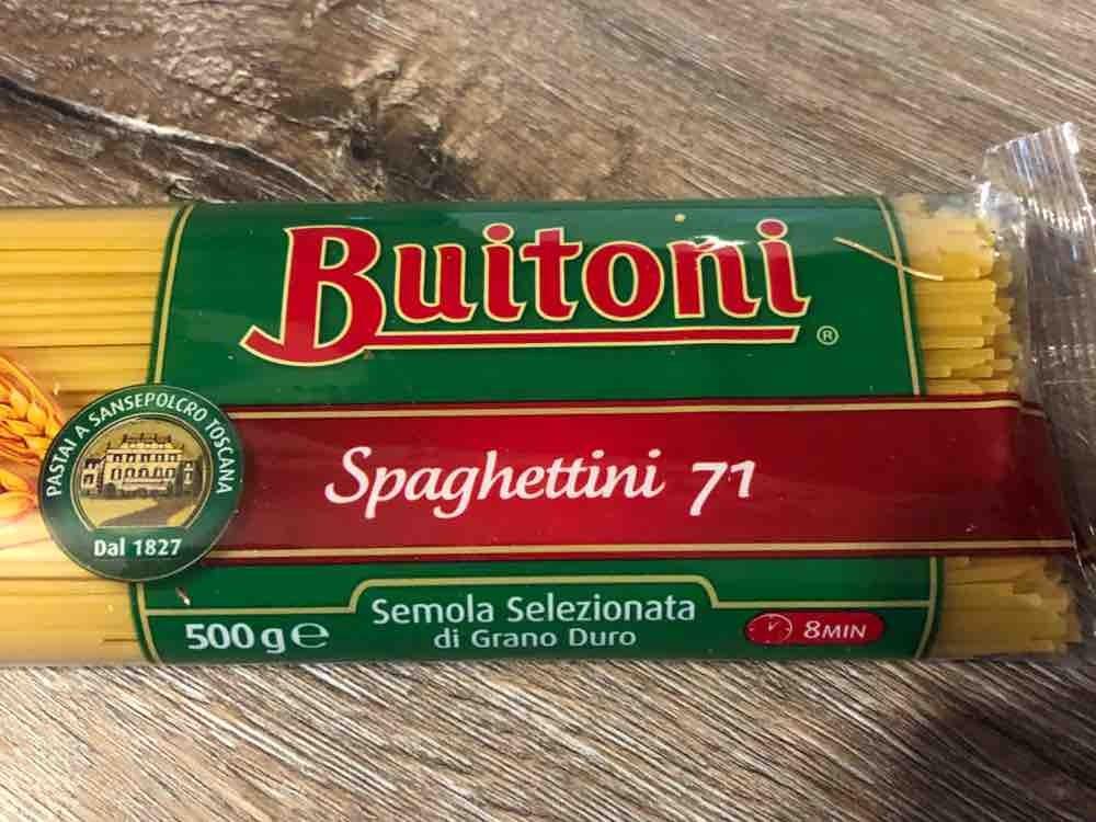 Spaghettini 71, Hartweizengrieß von jutta. k | Hochgeladen von: jutta. k