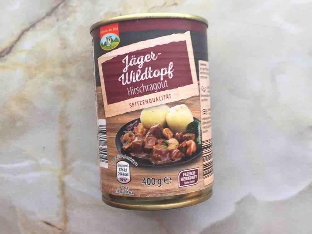 Jäger-Wildtopf, Hirschragout von georg55 | Hochgeladen von: georg55