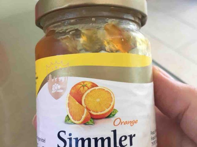 Orangen-Marmelade mit Schale von Silvi25 | Hochgeladen von: Silvi25