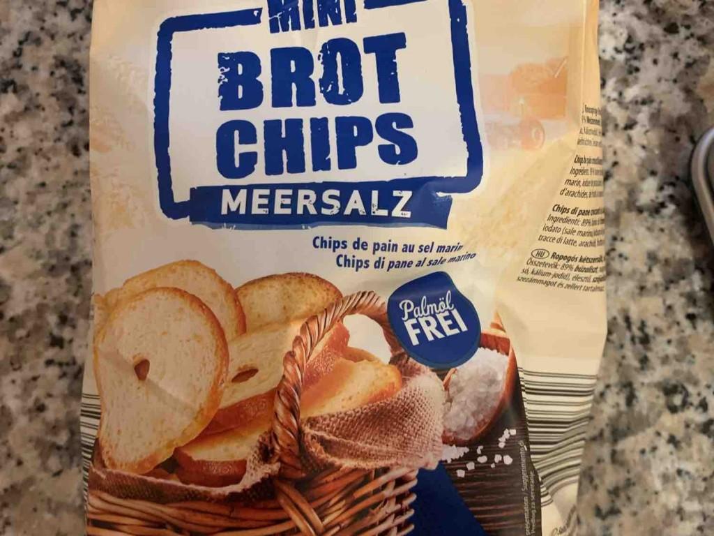 Mini Brotchips, Meersalz von marvinmoessler   Hochgeladen von: marvinmoessler