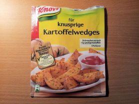 Basis für knusprige Kartoffelwedges, Kartoffelwedges   Hochgeladen von: Sonja1966