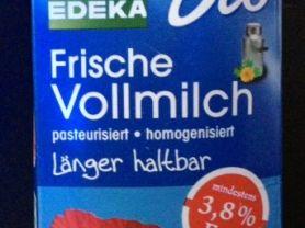 Edeka Bio Frische Vollmilch 3,8% | Hochgeladen von: Reznick