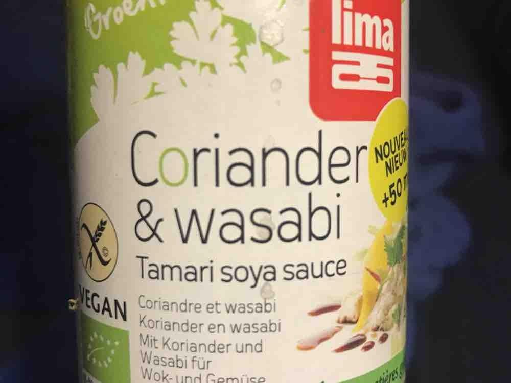 Tamari soya sauce, coriander und wasabi von polo3 | Hochgeladen von: polo3