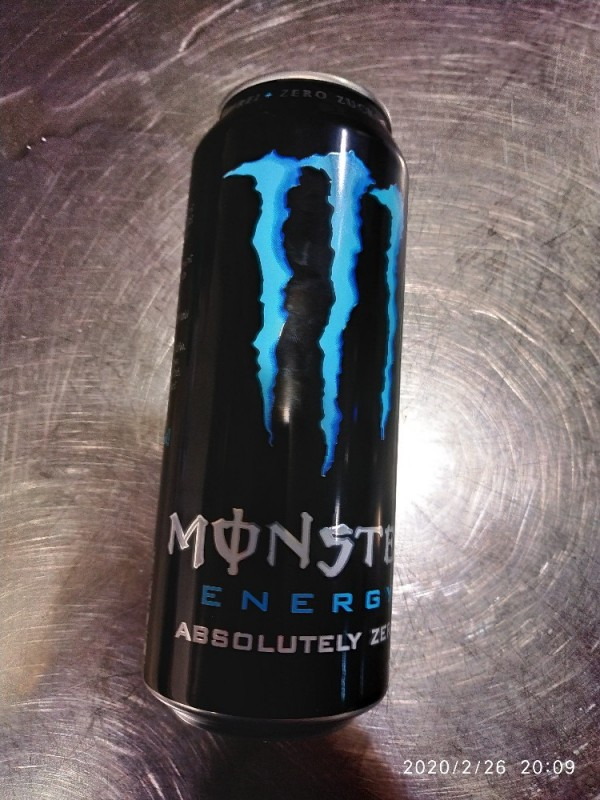 Monster Energy Absolutely Zero by AntON92   Uploaded by: AntON92