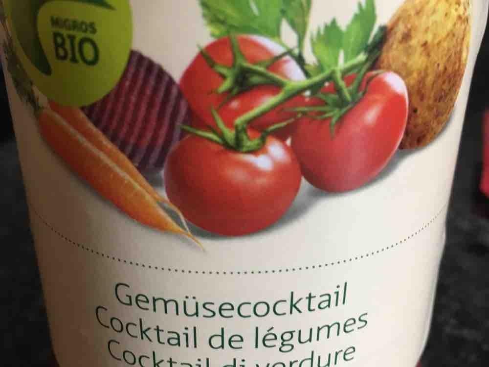 Gemüsecocktail von acarmen | Hochgeladen von: acarmen