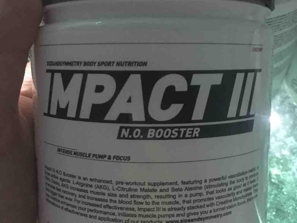 Impact 3, N.O. Booster von joshmalek   Hochgeladen von: joshmalek