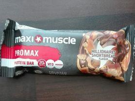 Promax High Protein Bar, Millionaire Shortbread   Hochgeladen von: center78
