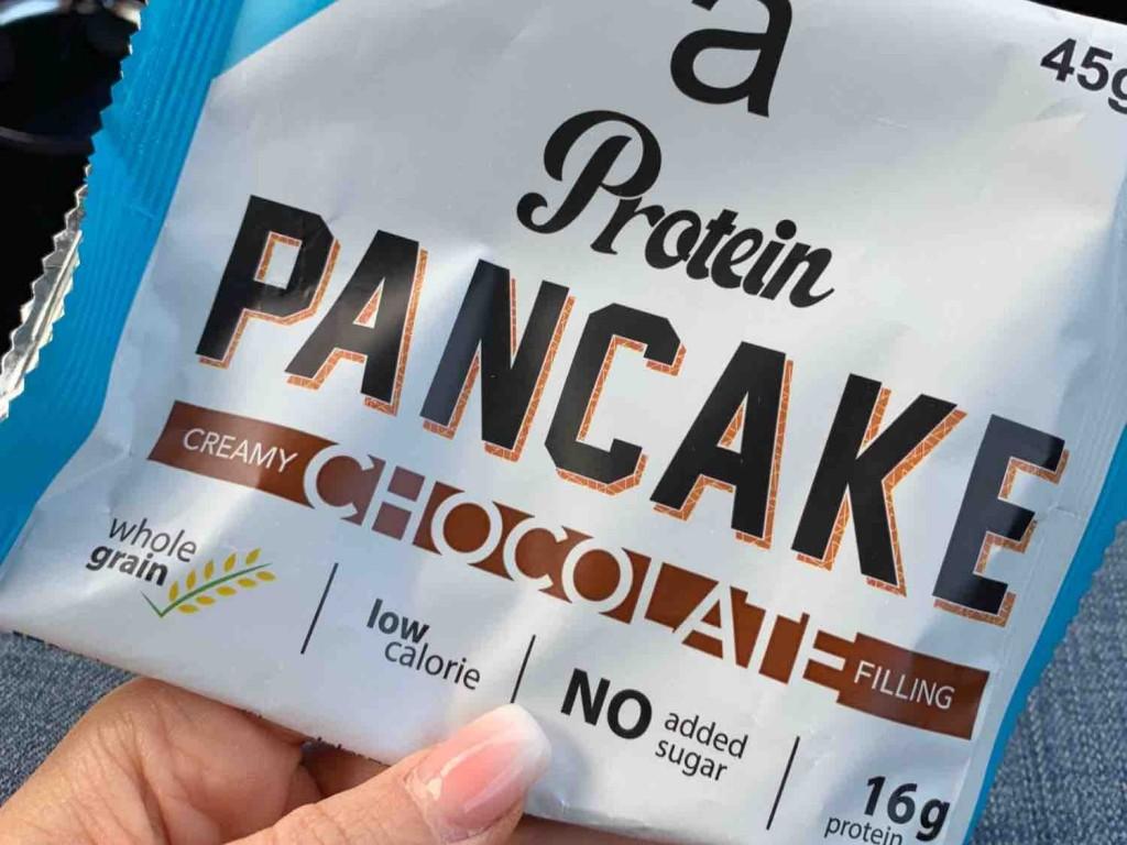 ä Protein Pancake Schoko von neeeele | Hochgeladen von: neeeele