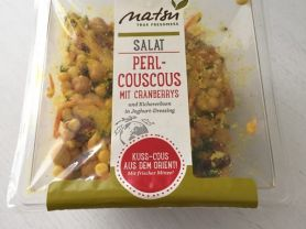 Natsu Perl-Couscous mit Cranberries   Hochgeladen von: LutzR