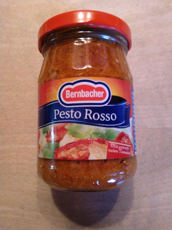 Bernbacher, Pesto Rosso von hexen   Hochgeladen von: hexen