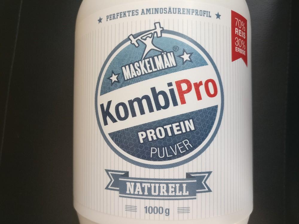KombiPro Protein Pulver, Naturell von eat.read.repeat | Hochgeladen von: eat.read.repeat