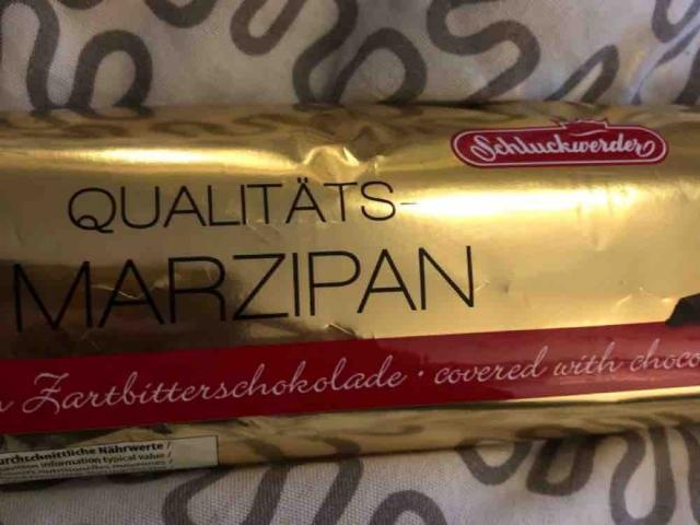 Qualitäts Marzipan, in Zartbitterschokolade von AleMani | Hochgeladen von: AleMani