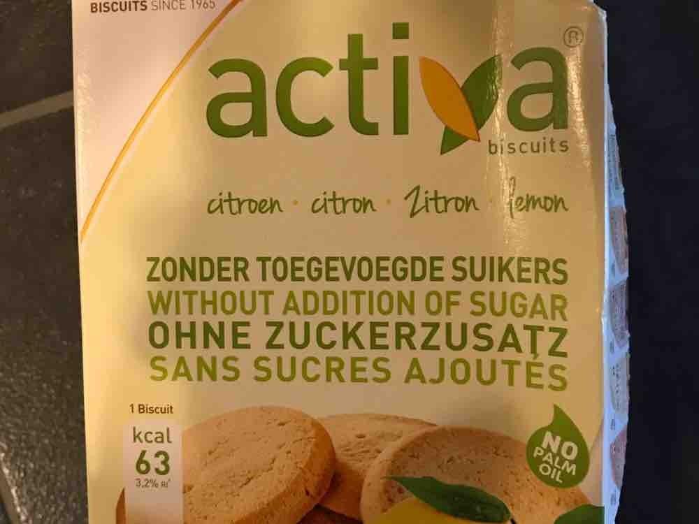 Activa Sugar Free Biscuits , Zitrone von prcn923 | Hochgeladen von: prcn923