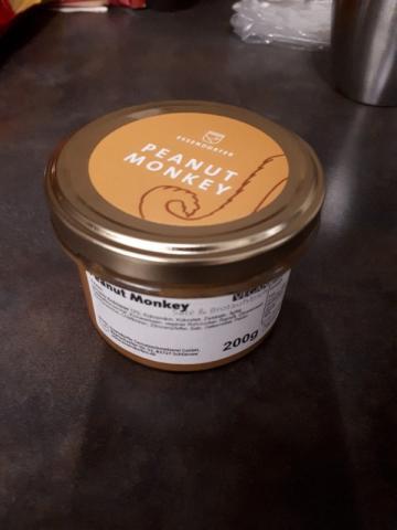 peanut monkey von numrollen   Hochgeladen von: numrollen