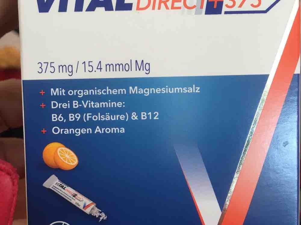 Magnesium vital 375 von athenamk | Hochgeladen von: athenamk