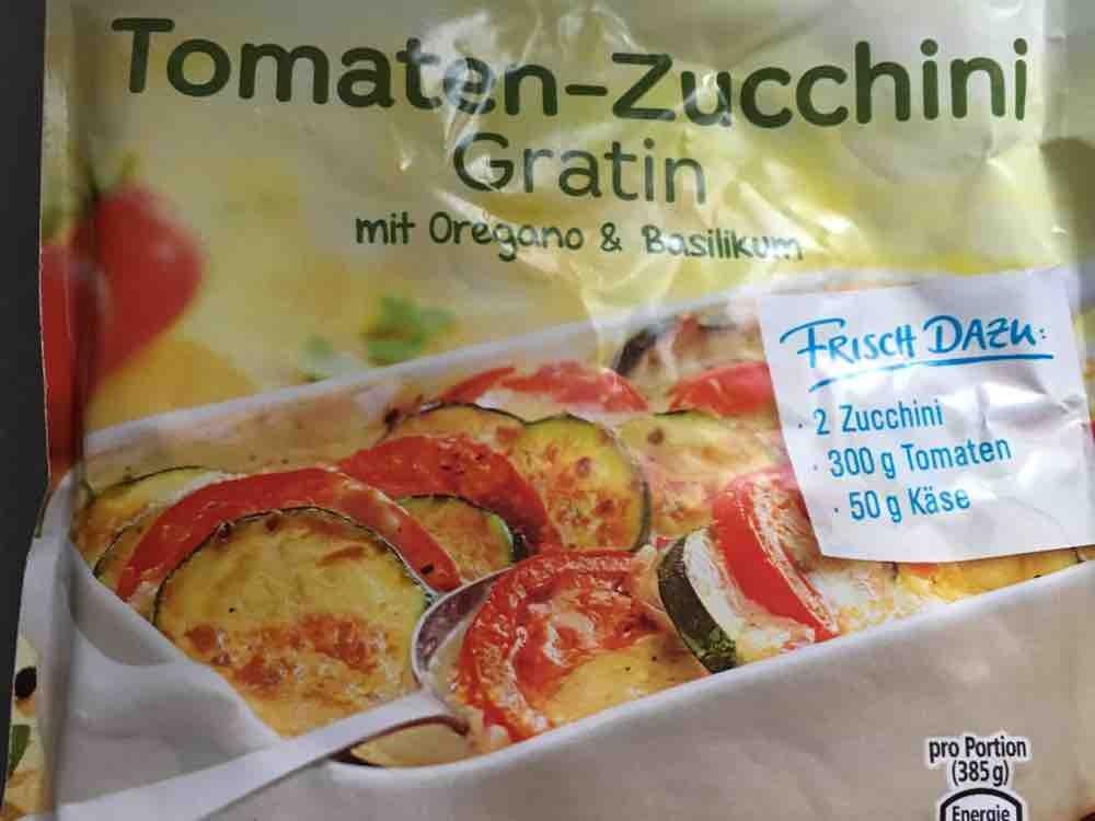 Tomaten-Zucchini Gratin, mit Oregano von babyangel07 | Hochgeladen von: babyangel07
