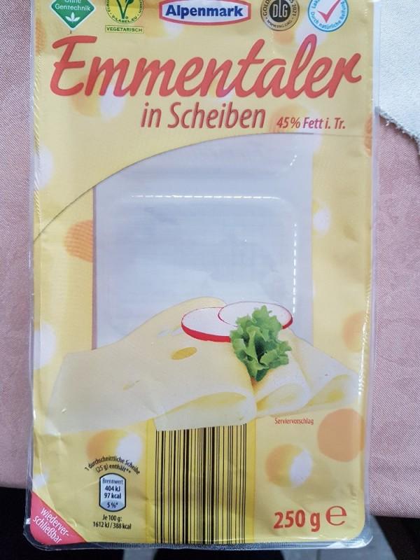 Emmentaler in Scheiben Alpenmark von altheidehotmail.de   Hochgeladen von: altheidehotmail.de
