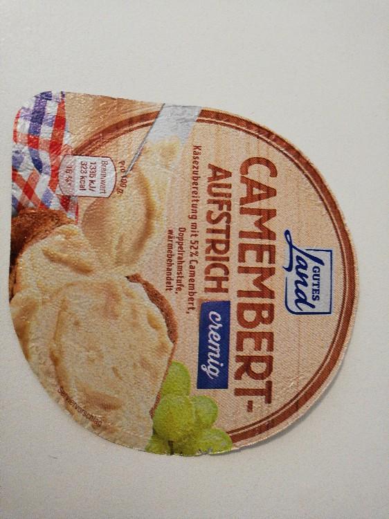 Camembert - Aufstrich, Käsezubereitung 52% Camembert, Doppelrahmstufe von Ulrike8576 | Hochgeladen von: Ulrike8576