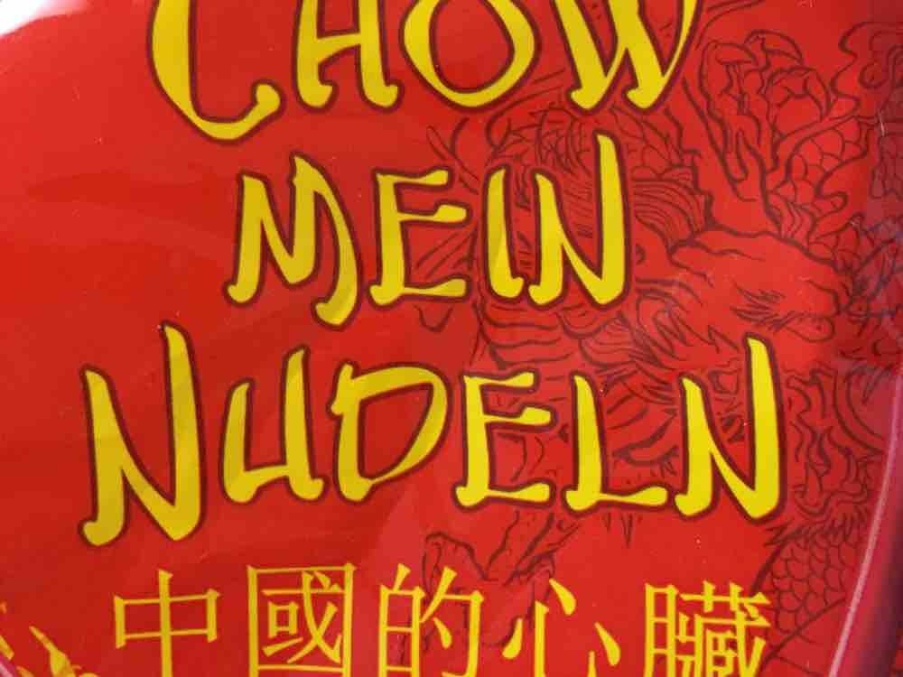 Chinesische Nudeln, gekocht von Schirm   Hochgeladen von: Schirm