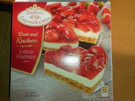 Coppenrath Wiese Erdbeer Frischkase Kuchen Tiefgefroren