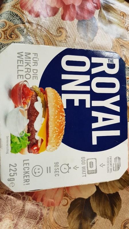 The Royal One Burger von werniberni   Hochgeladen von: werniberni