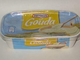 Schmelzkäsezubereitung mit Gouda | Hochgeladen von: Nasenbaer100